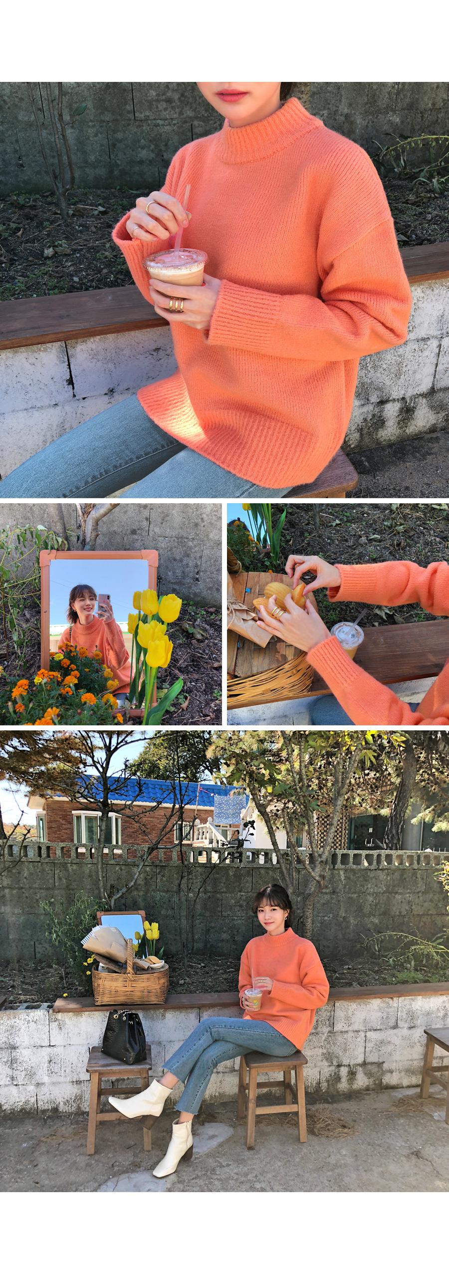 181115 kyntj 01 06 - 韓国通販サイト「イムブリー」で注文した綺麗色ニットの口コミ