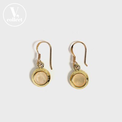 [V,Collect] Simple Shell earring