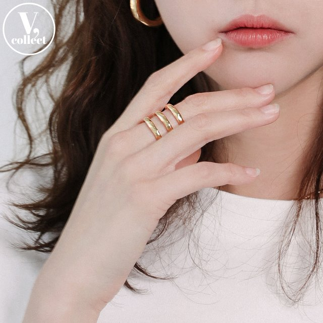 [V,Collect] Wide Cutout Ring